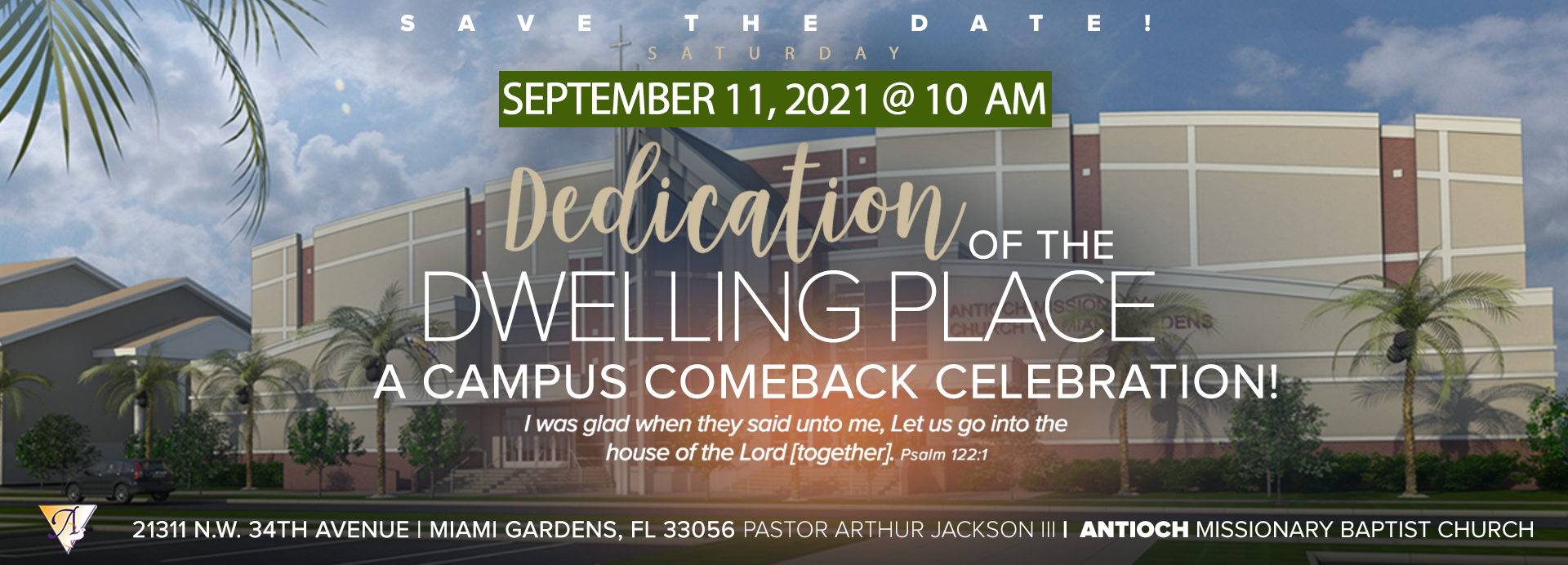 Dedication of the Dwelling Place